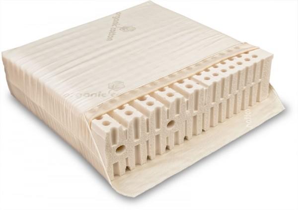 Bio NATURLATEX-Matratze VARIA SOLO BASIC, Allergie Ausführung