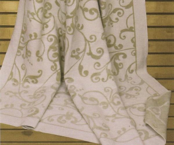 Bio Tagesdecke ORIENT aus kbA Baumwolle - Baumwolldecke 150x200 cm