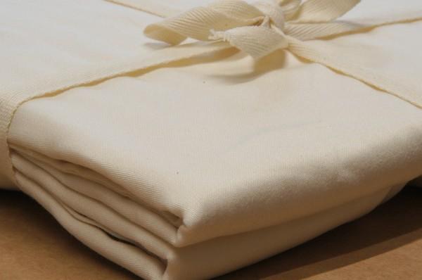 Bio Kinder Spannbettlaken, Bettlaken 70x140 cm GOTS zertifiziert