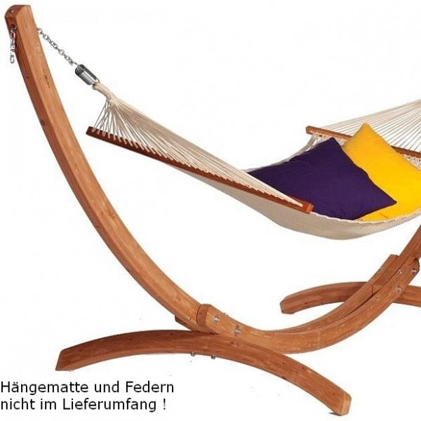 Hängemattengestell SENO - Gestell für Hängematten, Massivholz - Lärche