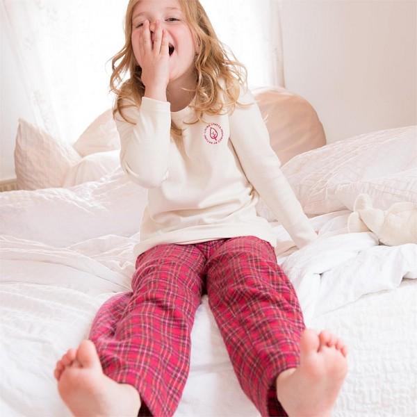 Kinder Bio Schlafanzug aus Biobaumwolle GOTS
