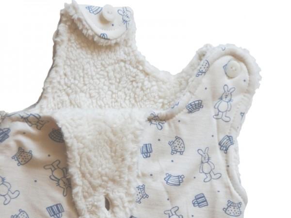 Prolana Bio Baby Schlafsack Bobo, Futter: kbA- Baumwolle