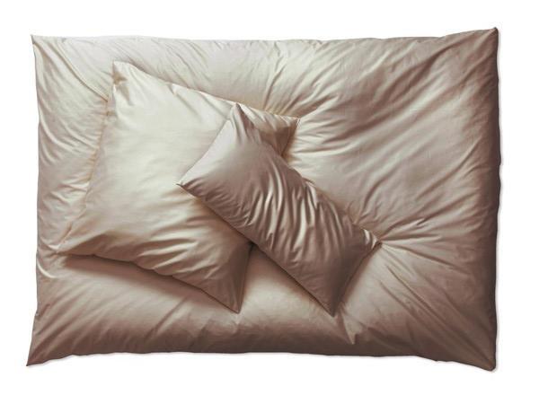 Bio SATIN Bettwäsche - Kissen- und Bettbezüge in Bio-Qualität
