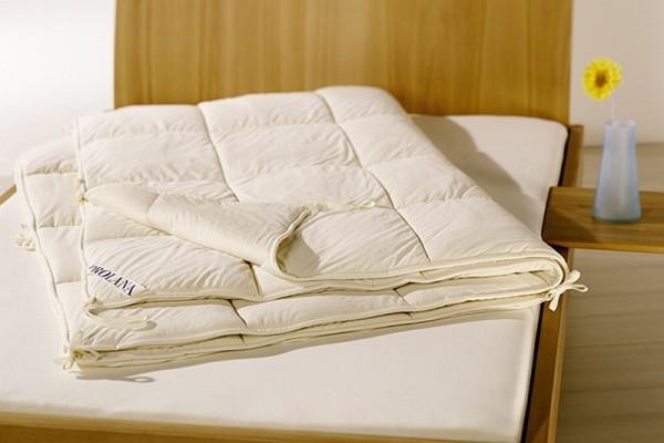 Bio Bettdecke Schurwolle - Wolldecken von NATURSENDUNG