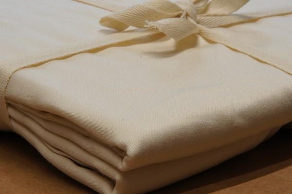 Bio Kinder Bettwäsche - Kopfkissen- und Bettbezug - GOTS Bio-Baumwolle