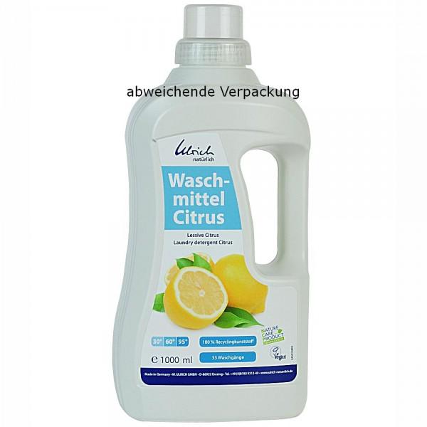 bio waschmittel citrus