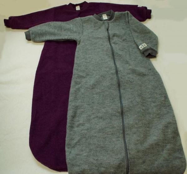 bio Kinderschlafsack aus Merinowolle