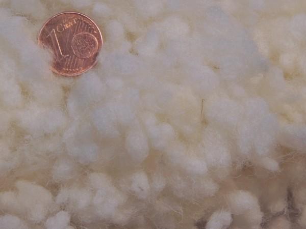 SCHURWOLLFLOCKEN Bio Schurwolle Kugeln zum Nachfüllen kbT Wolle