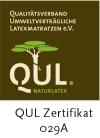 zertifikat natürlicher Latex